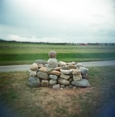 Rocks at Redcar