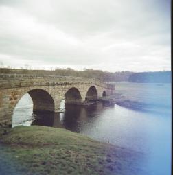 Bridge at Longhampton