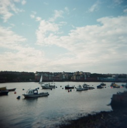 Boats on River Tyne