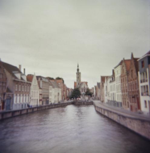 Belgium~Bruges~Blurry