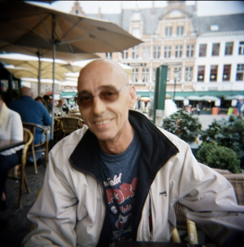 Phil in Bruges