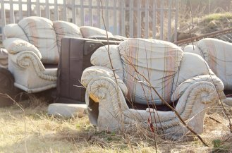 Fly tipping