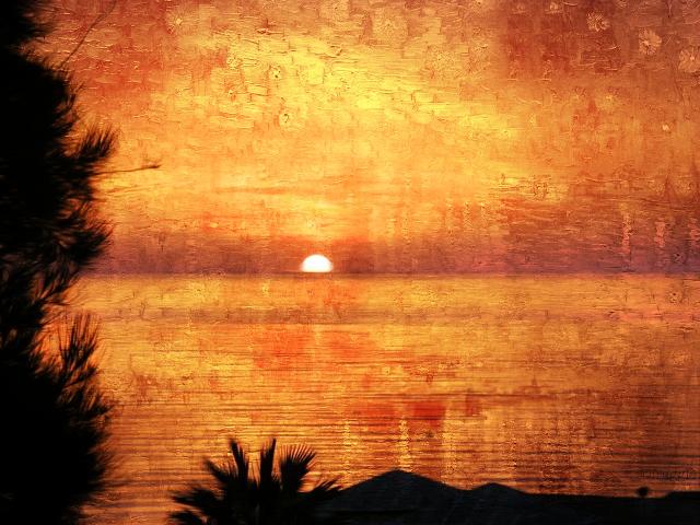 Tunisian sunrise edit