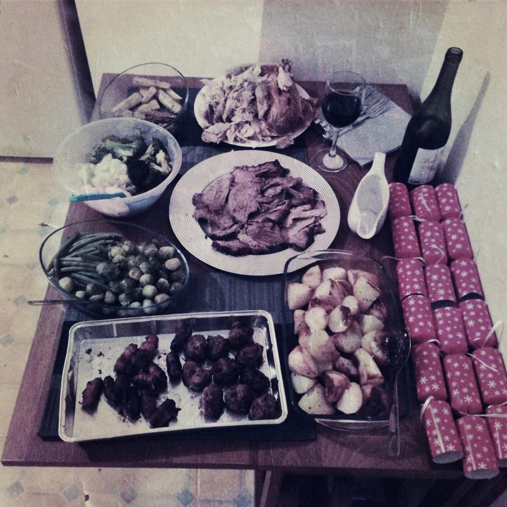 Charlottes wondrous dinner