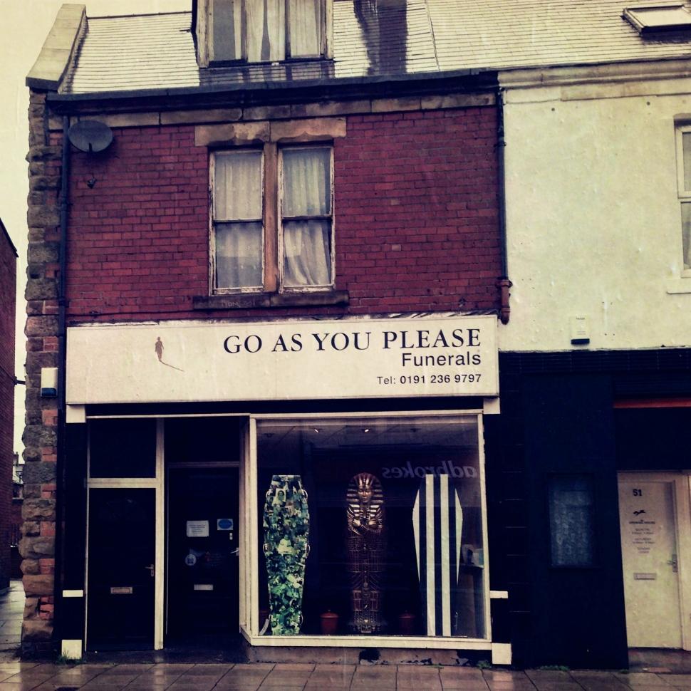 Go as you please