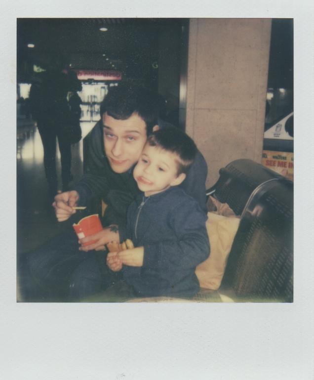 Ben & Lewis at Milton Keynes