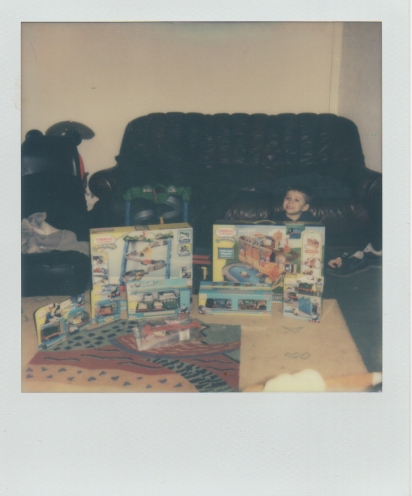 Lewis & Thomas 4th Birthday
