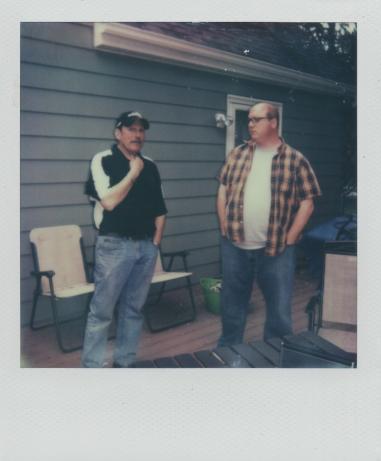 Ray & Aaron