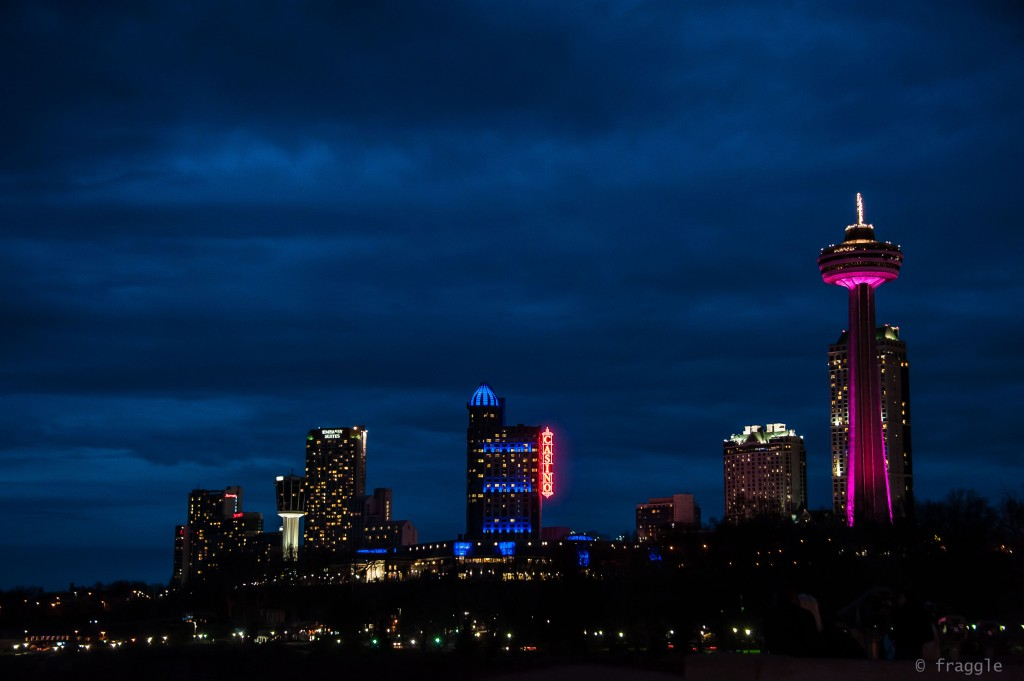Niagara Night