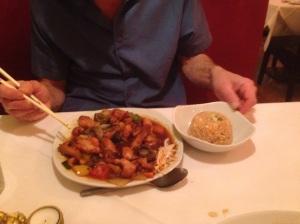 Phil's dinner