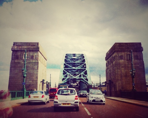 The Tyne Bridge