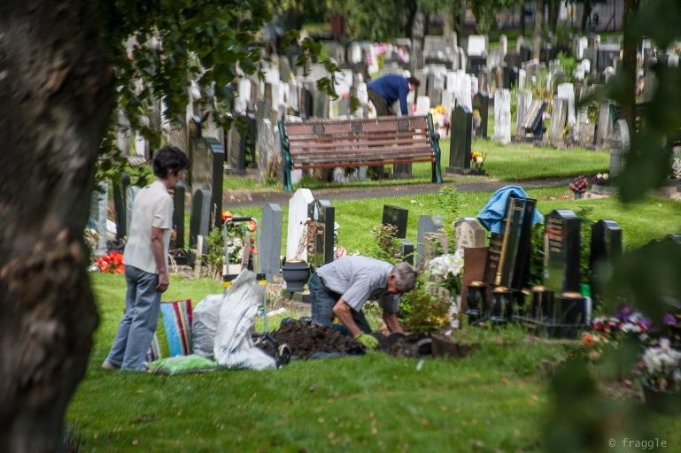 DIY or Robbing Graves??