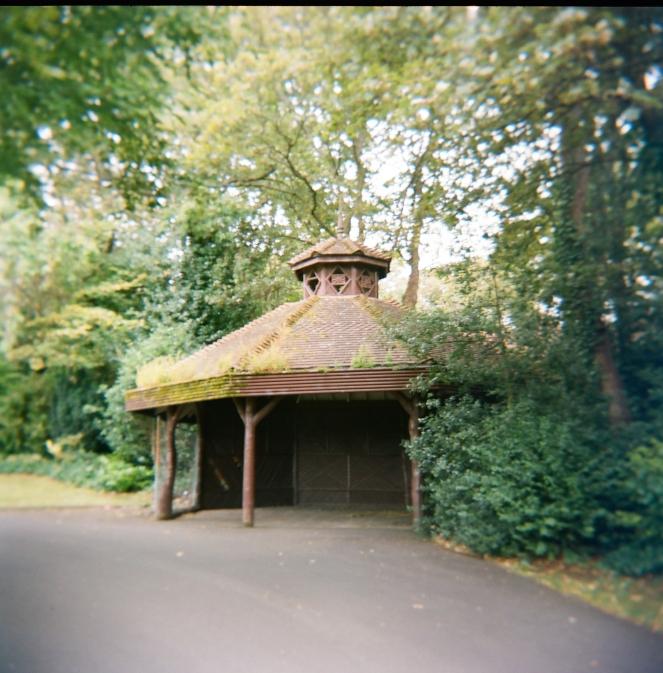 Shelter ~ Saltwell Park
