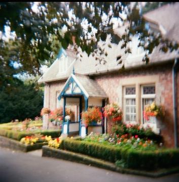 gingerbread house- Saltwell