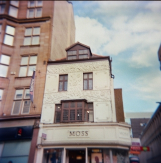Moss Bros, Newcastle