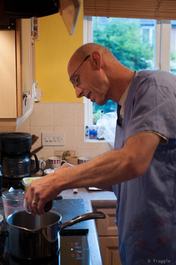 Phil Master Chef!