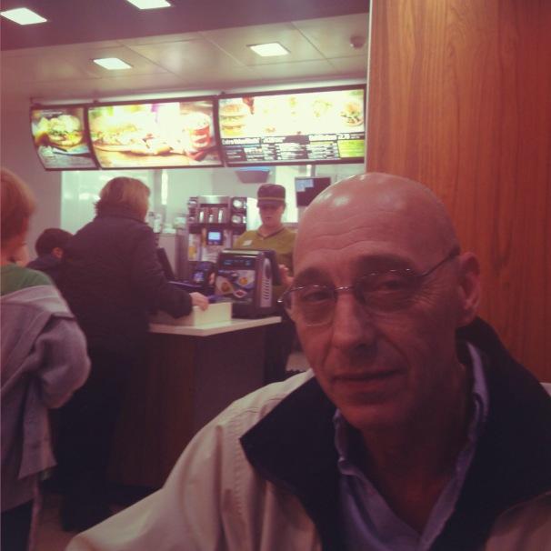 Phil at Macs