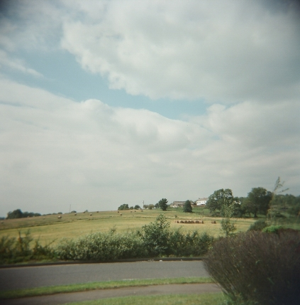 View from Newton Aycliffe
