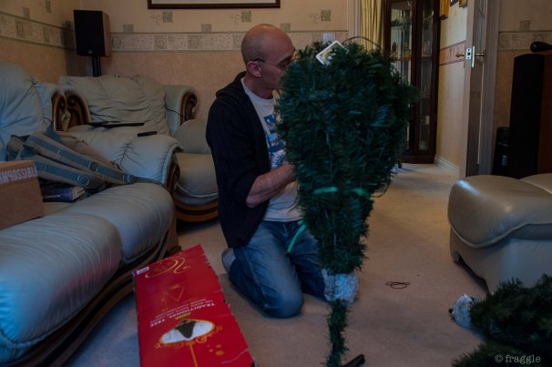 Building the new tree