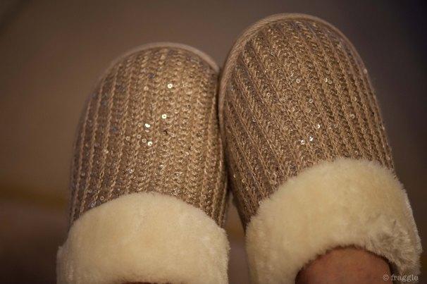 sparkle feet
