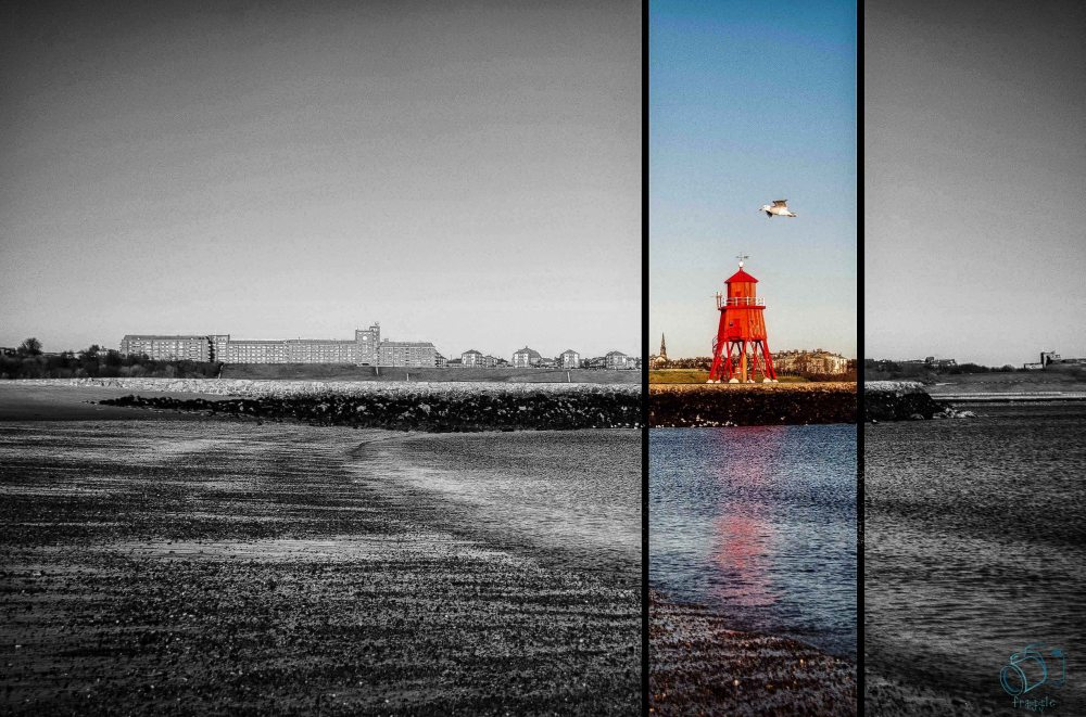 selective colour~ lighthouse