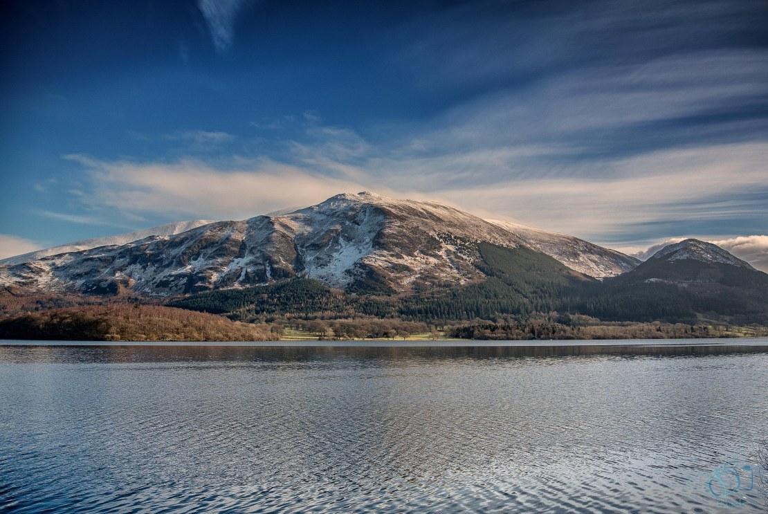 Skiddaw & Lake Bassenthwaite