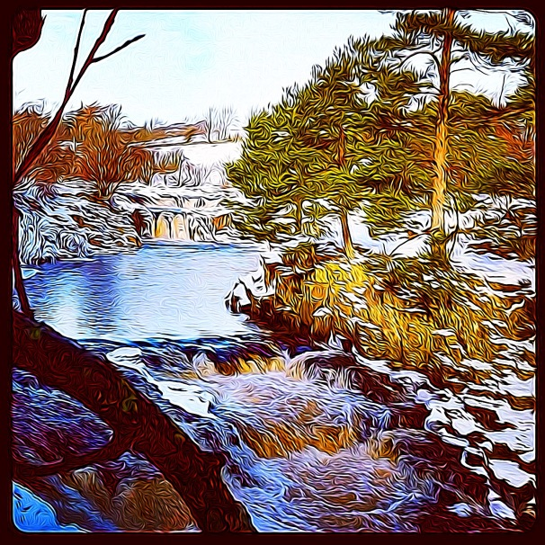Low Force Waterfall