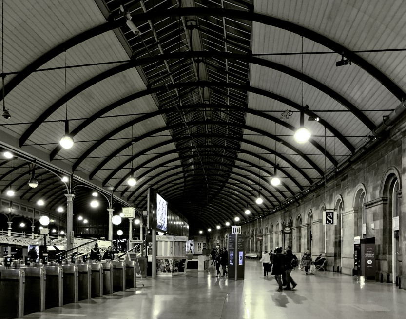 Central Station Newcastle-Upon-Tyne
