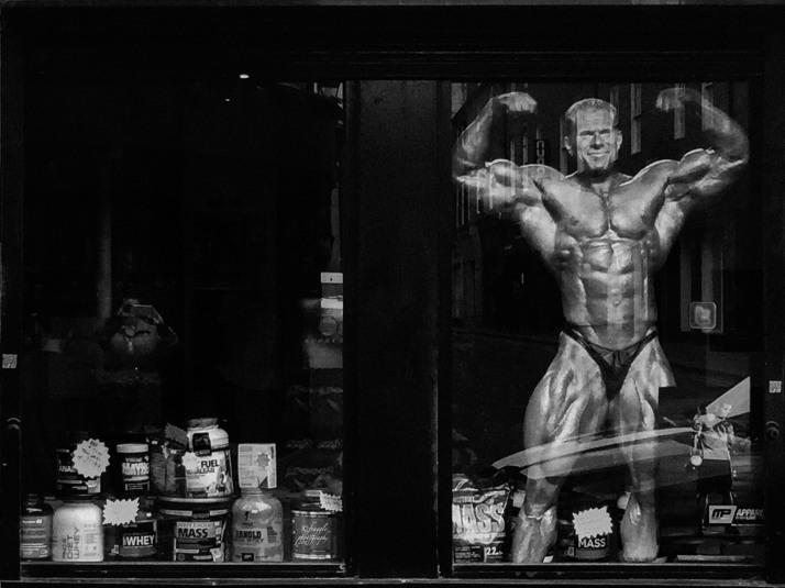 Vitamin shop in Fenkle Street