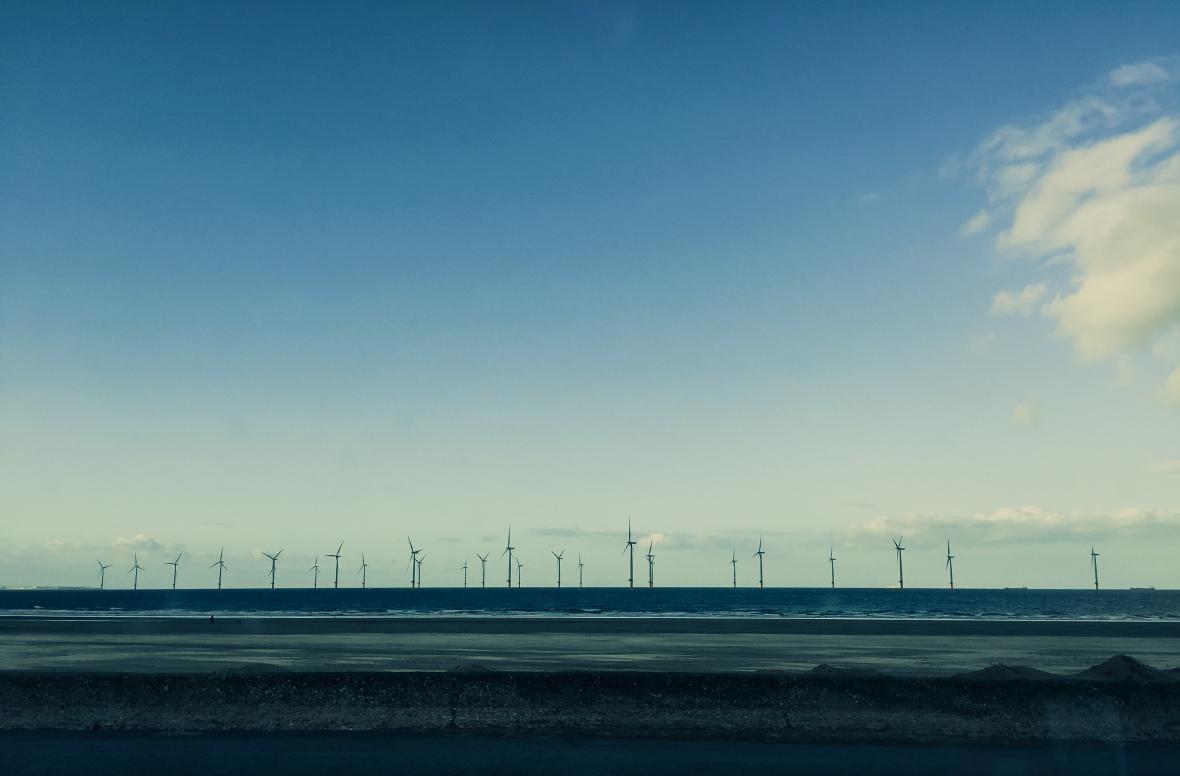 Redcar Wind Farm