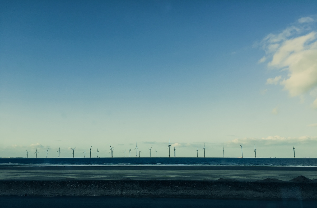 Redcar Wind Farm