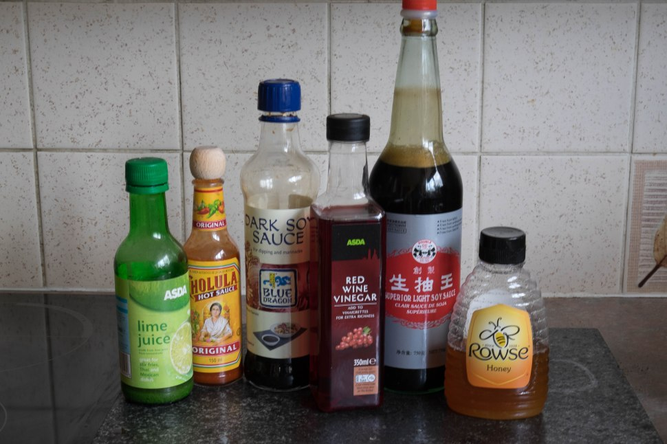 Black Magic sauce ingredients