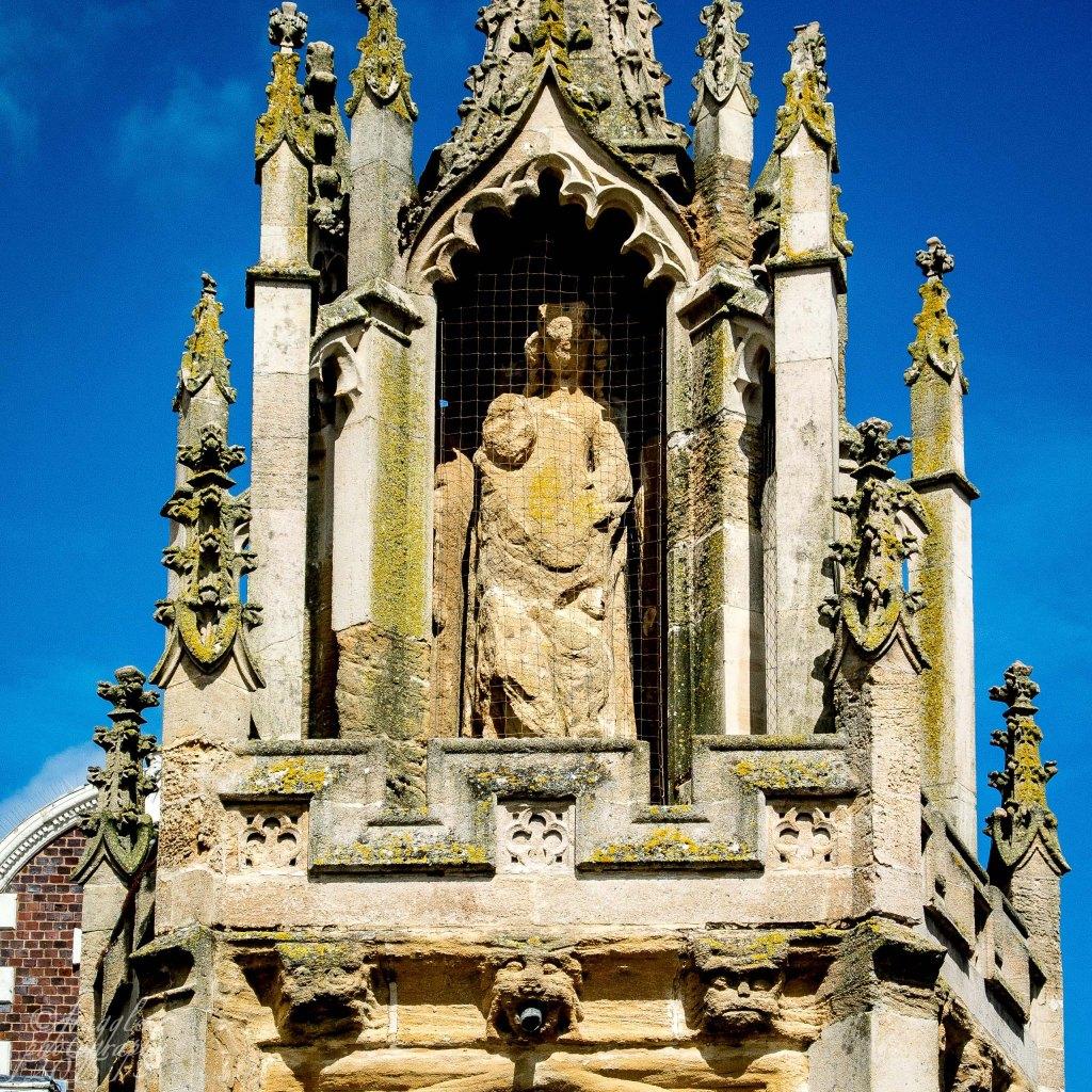 original statue