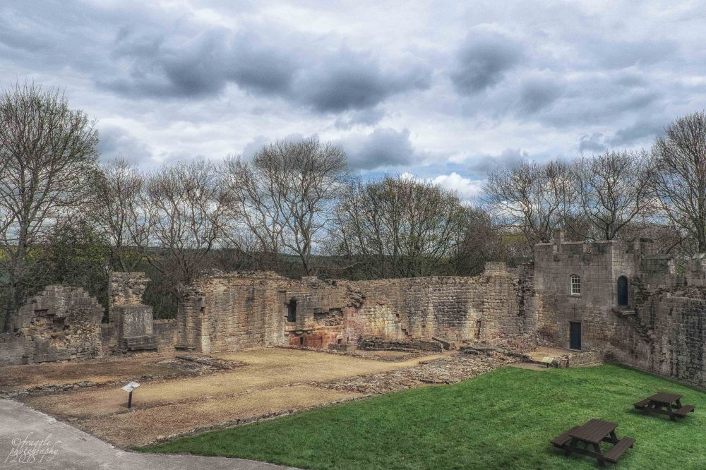 The Outer Bailey
