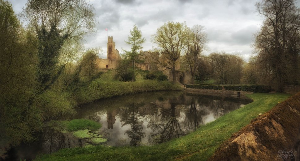 Purdah Castle, iPhone 6 panorama