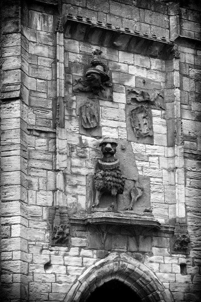 The Lion Tower details