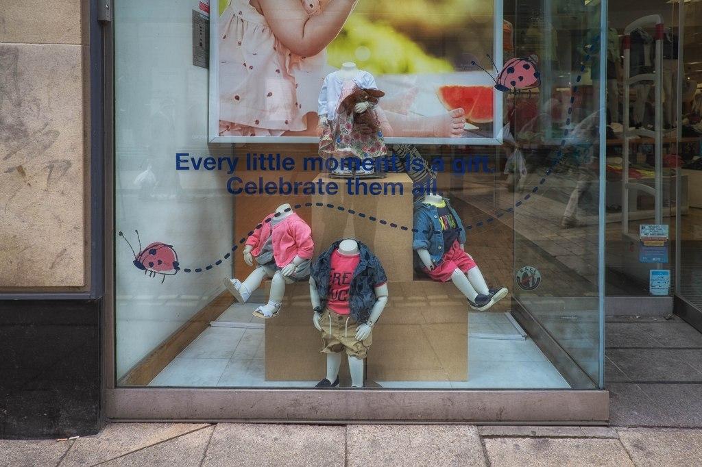 The Headless children of York