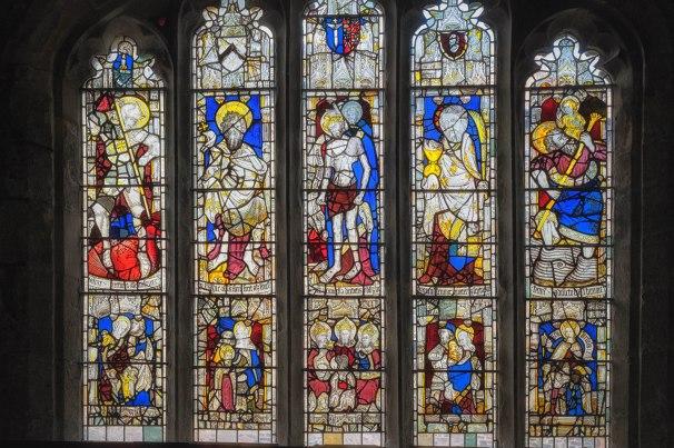 Holy Trinity Windows