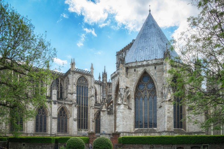 North Transept & Chapter House