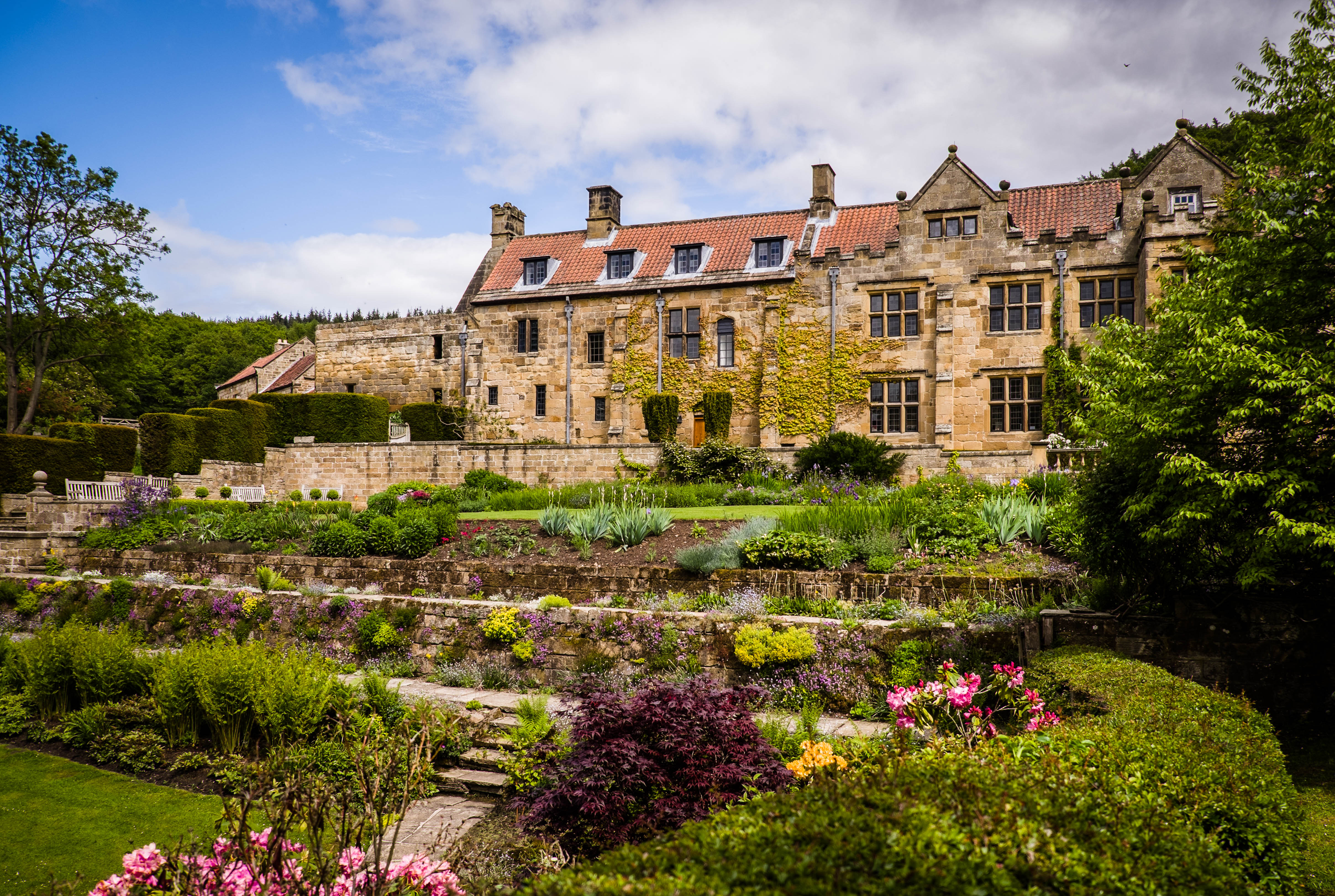 Mount Grace Priory ~ part 4 – fraggle