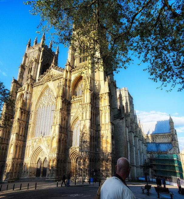 York Minster pano