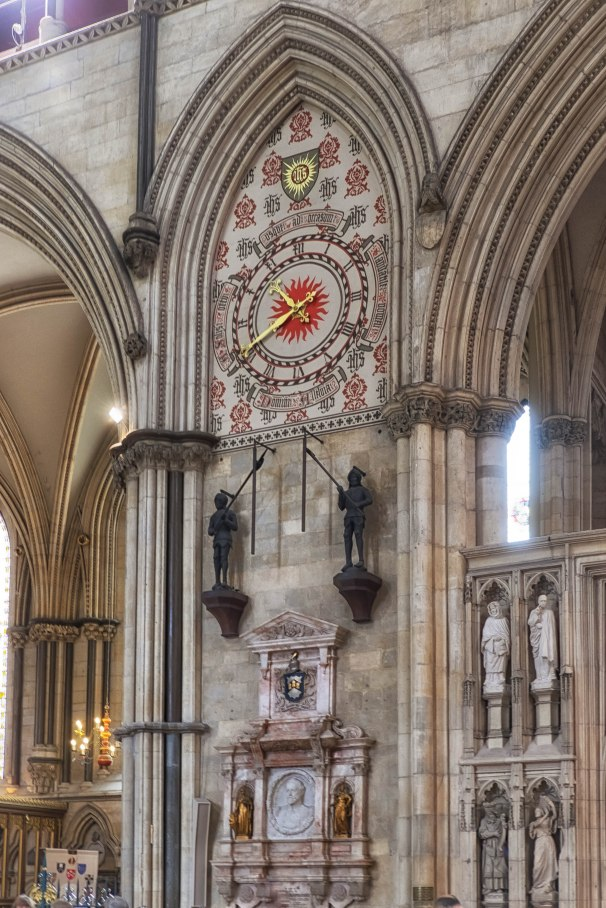 Medieval mechanical clock