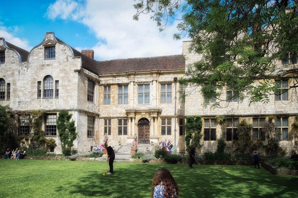 The Treasurers House