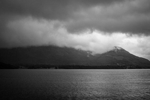 Clouds on Skiddaw