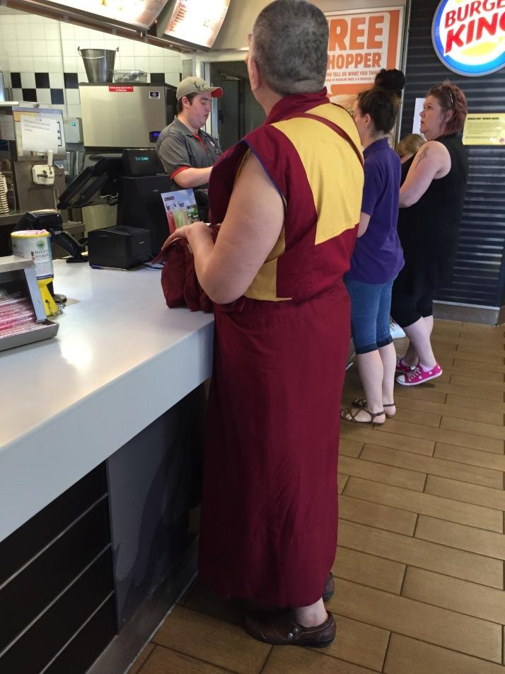 Dalai Burger