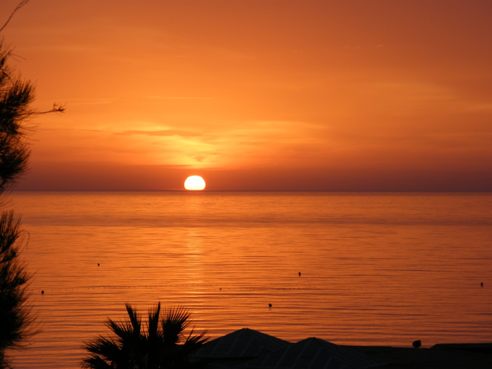 Tunisian Sunset