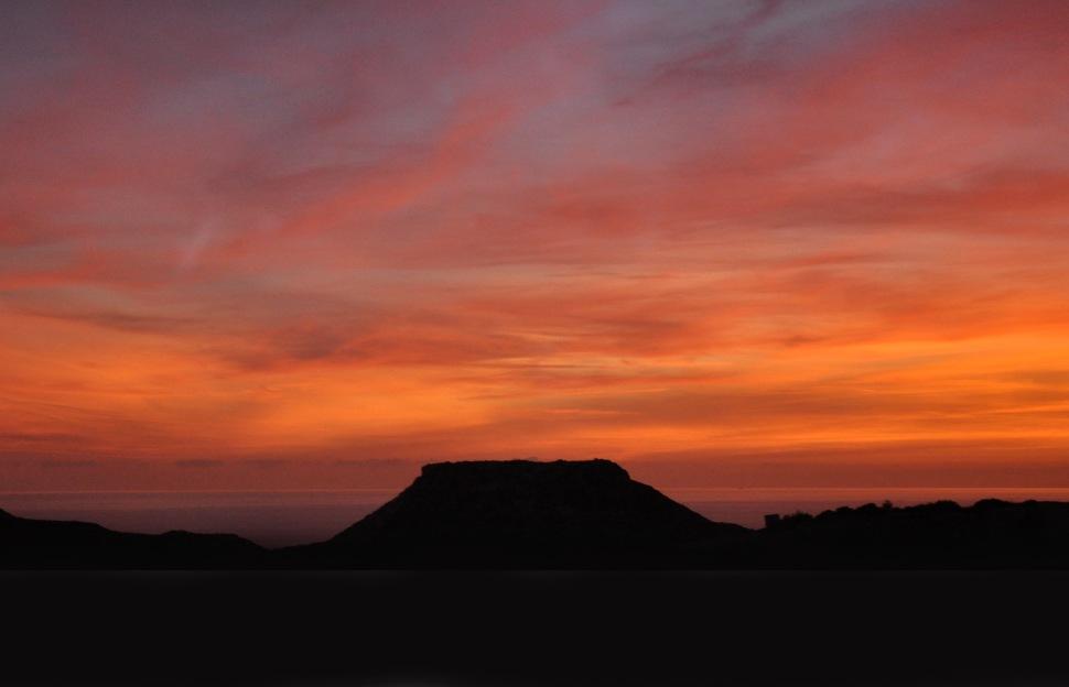 Cyprus sunset 2009