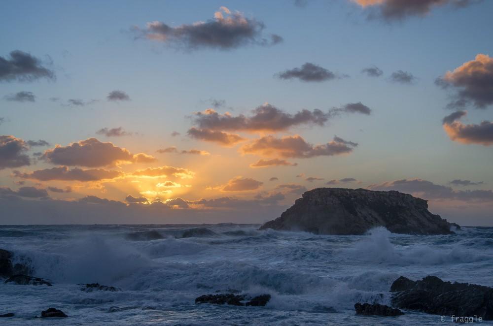 Mediterranean Sunset,Cyprus 2012