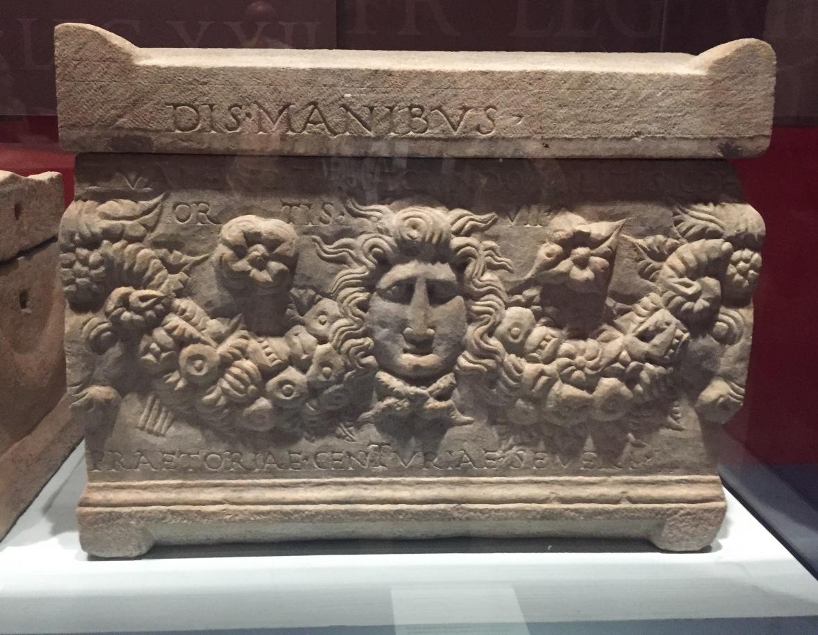 Titus's buriel chest