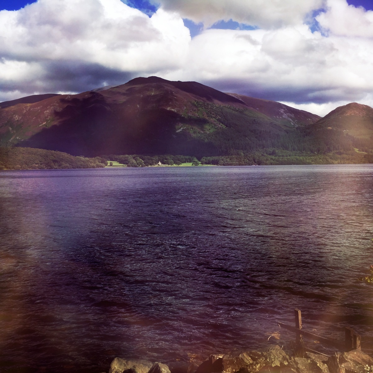 Lake BAssenthwaite & Skiddaw